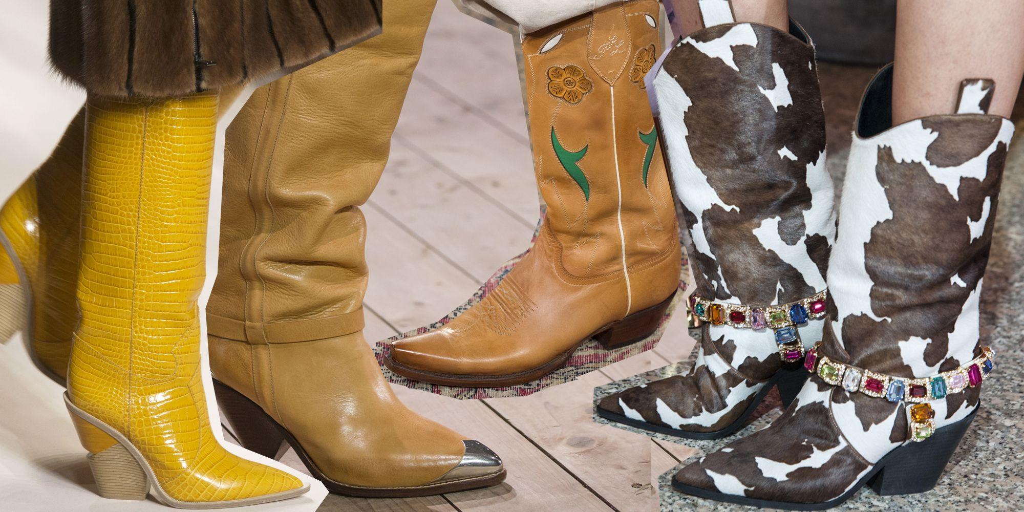 Stivali E Inverno 2018 Camperos Autunno Stivaletti 2019 Texani Moda TWATBqwrF