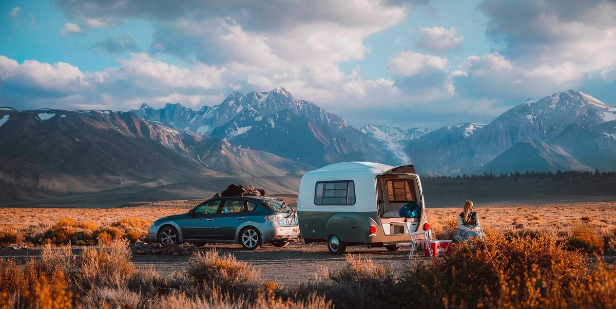 Sick of Being Stuck At Home? Get a Camping Trailer