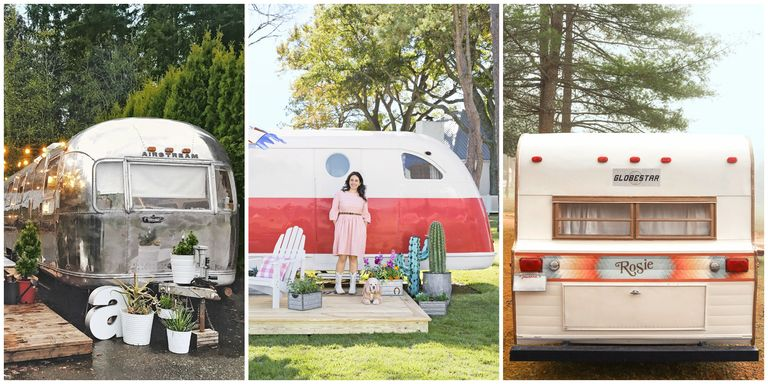 RV And Camper Decorating Ideas