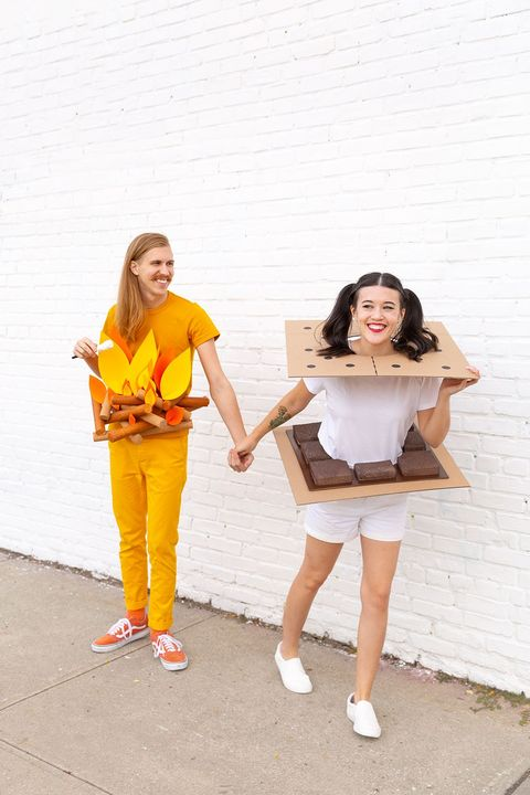 Do It Yourself Halloween Costumes For Couples.45 Best Couples Halloween Costume Ideas 2021 Easy Couple Costume Ideas
