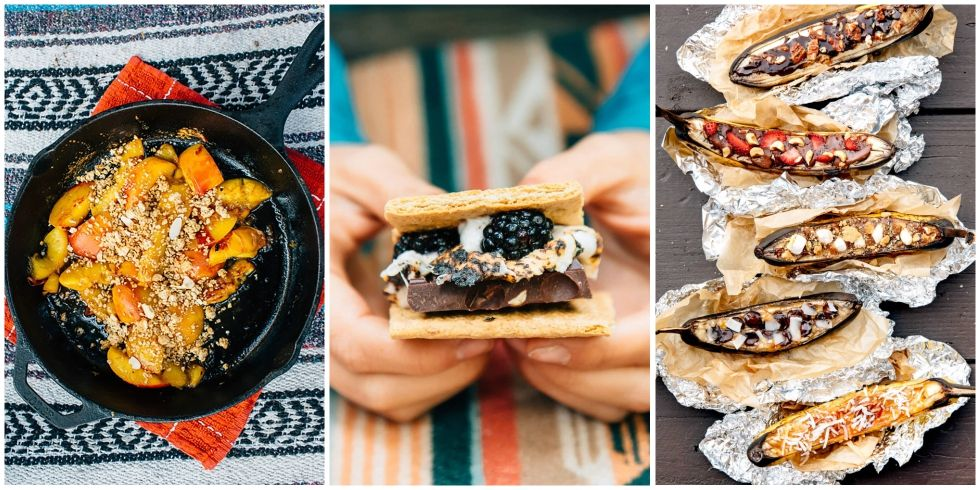 23 Easy Campfire Desserts Best Recipes For Dutch Oven Desserts