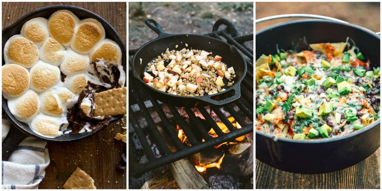 28 best campfire recipes easy camping food ideas campfire recipes forumfinder Gallery