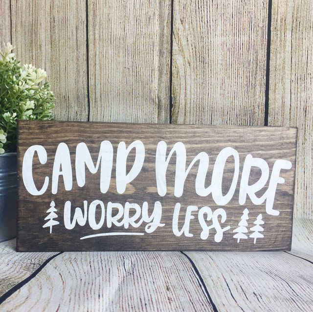 Wall Decor For Campers
