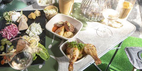 meesterchef chris naylor opent een barbecue restaurant in de sint olofskapel in amsterdam