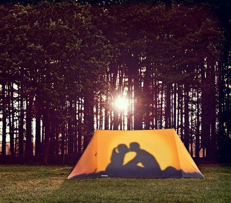 camping benodigdheden, tent, kampeerspullen, get a room,
