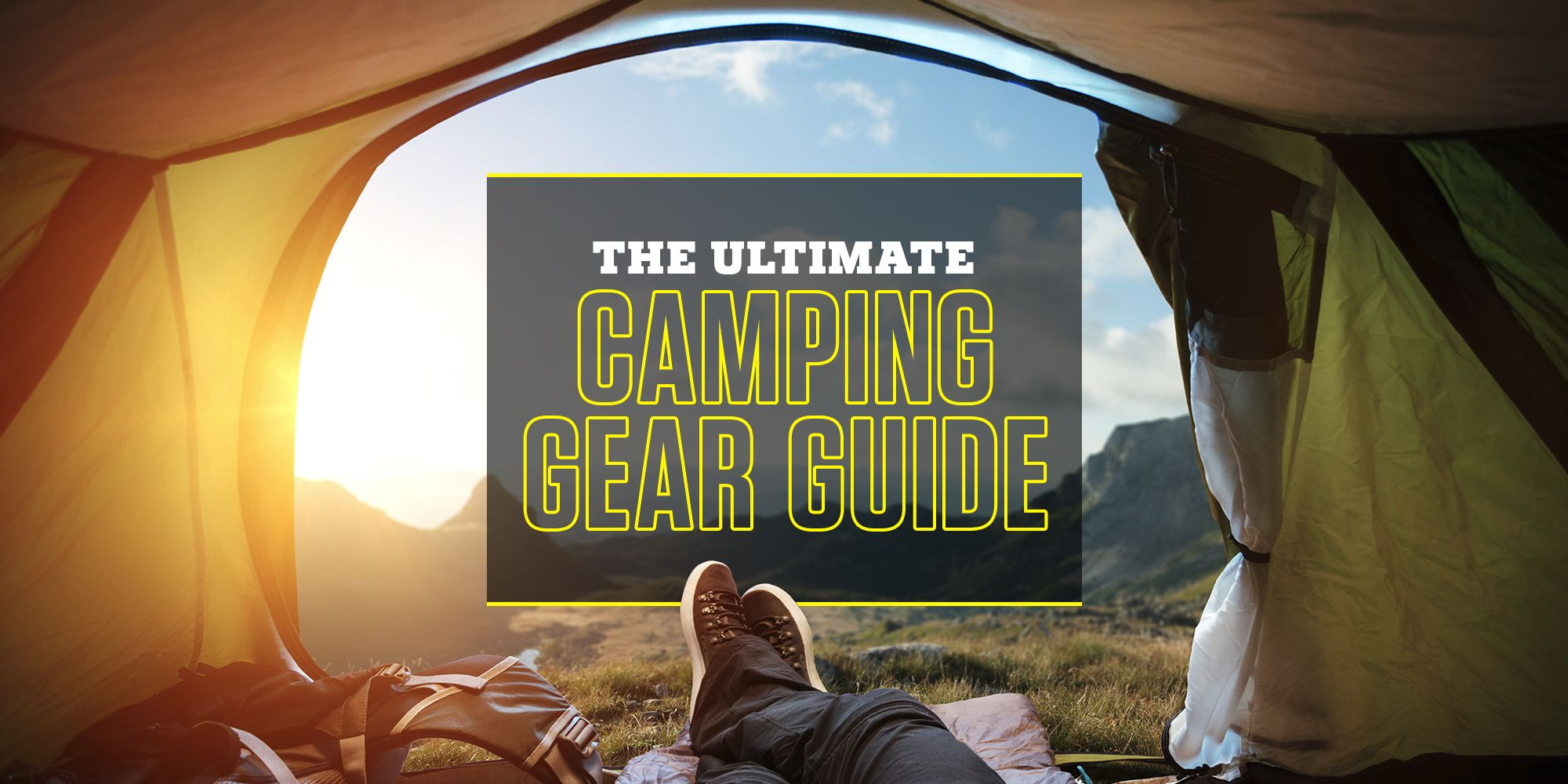 The Ultimate Camping Gear Guide