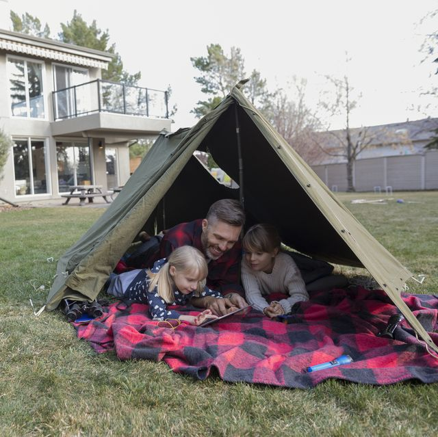 Christmas In July Camping Ideas.25 Family Friendly Backyard Camping Ideas Backyard Camping