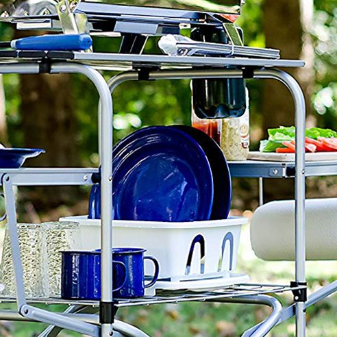 8 Camping Kitchens for a More Organized Outdoor Cookstation