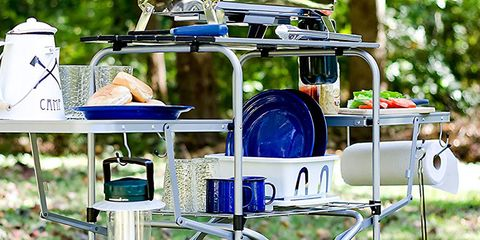 8 Camping Kitchens for a More Organized Outdoor-Cooking Life