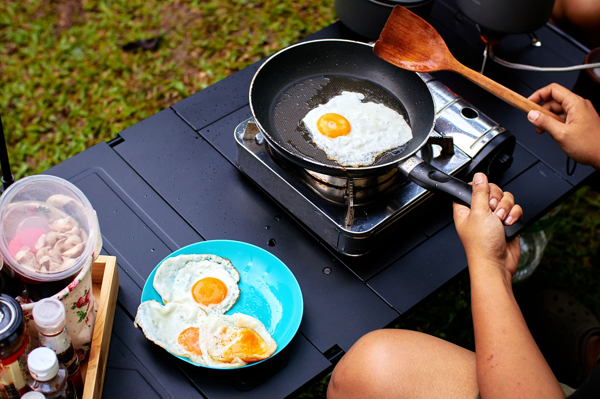 11 Best Camping Kitchens For 2021 Top Rated Portable Cooking Stations