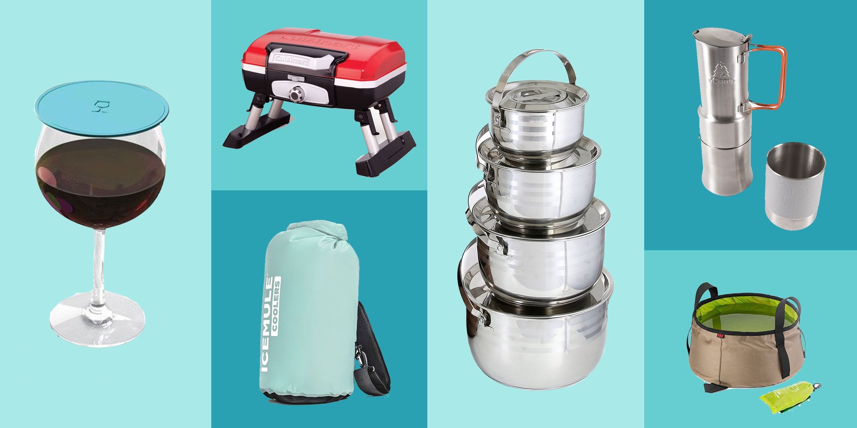 Best Camping Cookware - 15+ Top Camping Cooking Gear and