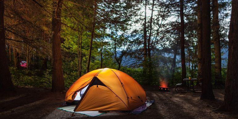 20 Camping Quotes That Will Remind You There's Nothing Better Than the Great Outdoors