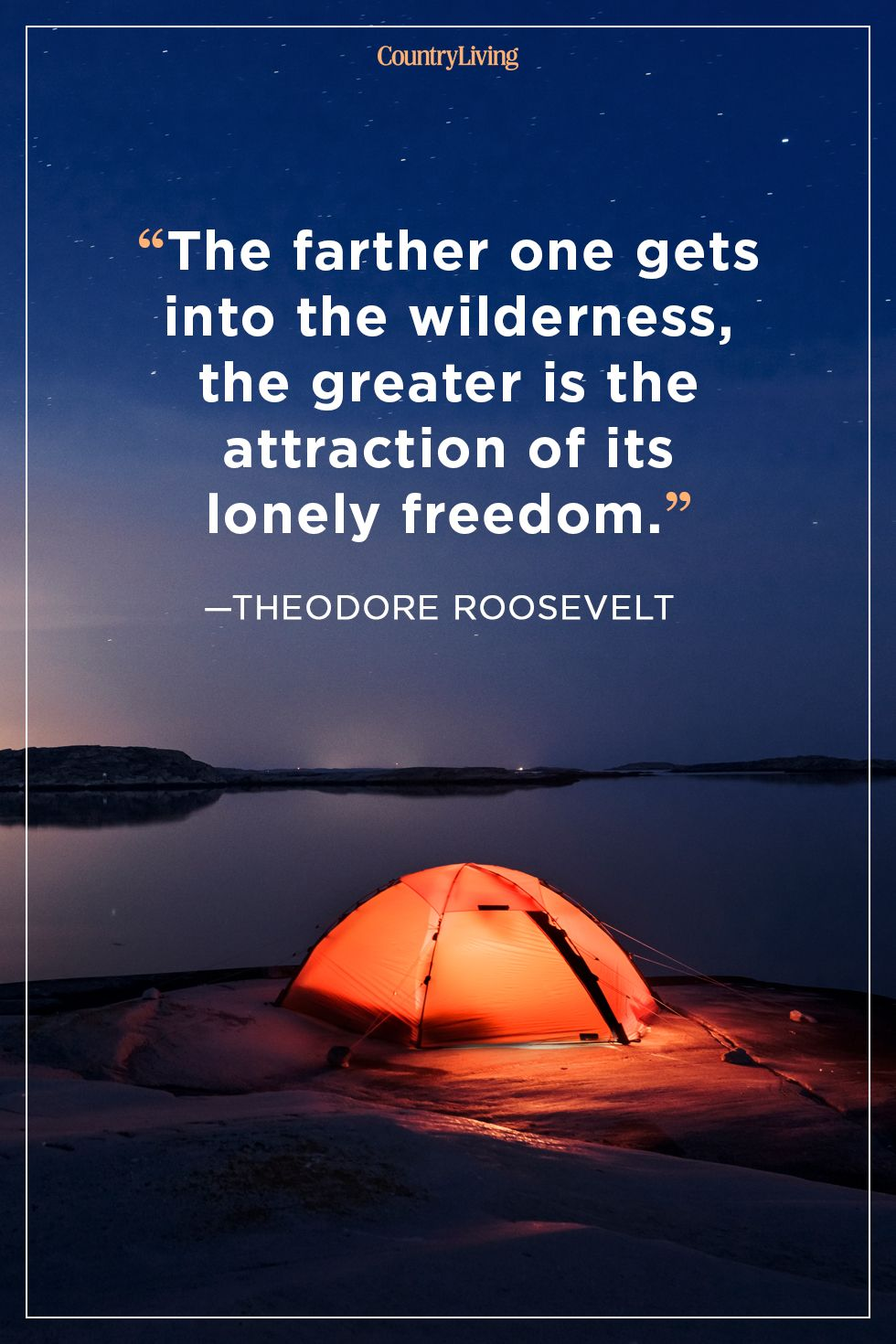 20 Inspiring Camping Quotes - Best Quotes About Camping