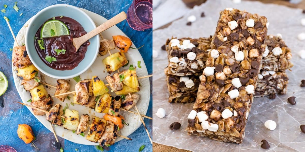 39 Easy Summer Campfire Recipes (That Aren't S'mores!)