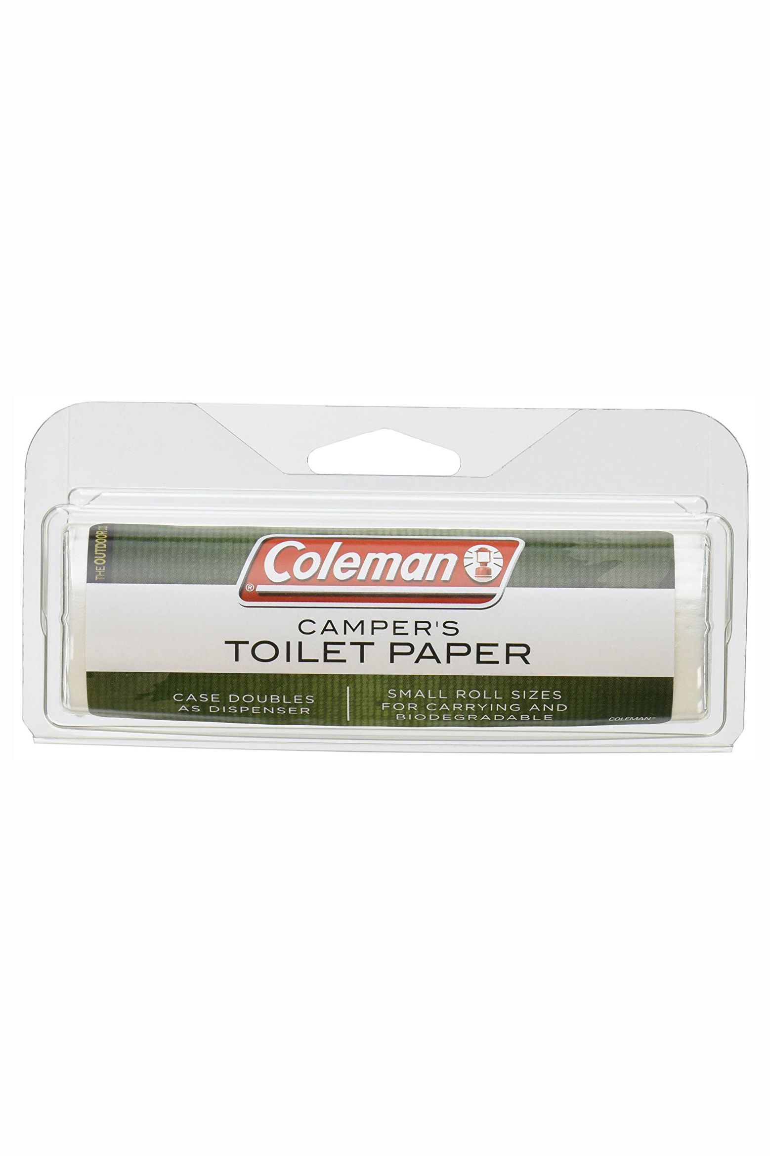 camping supplies - campers toilet paper