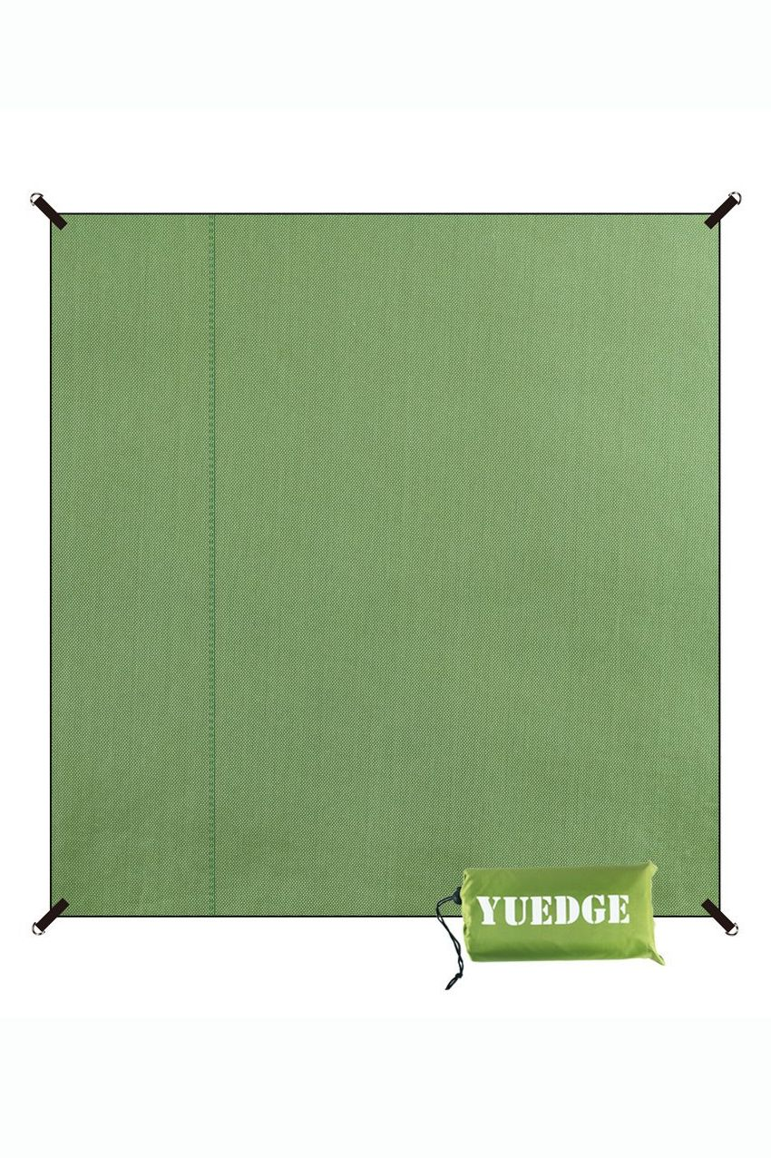 camping supplies - waterproof tarp