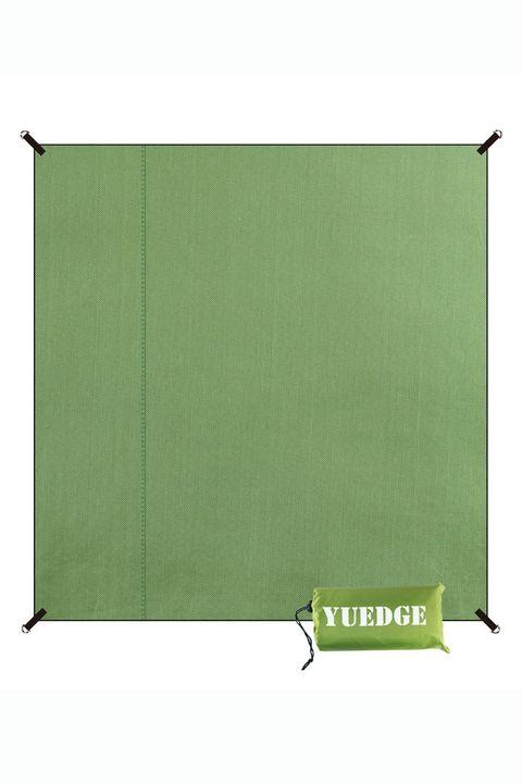 camping supplies - waterproof tarp