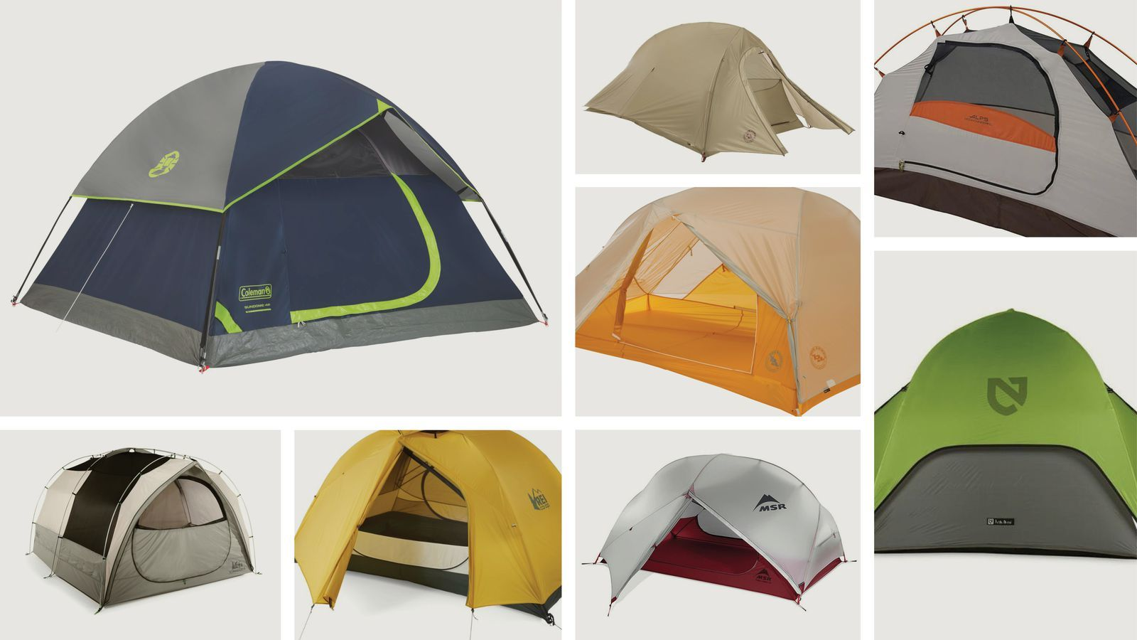 This Spring's 11 Best Camping Tents