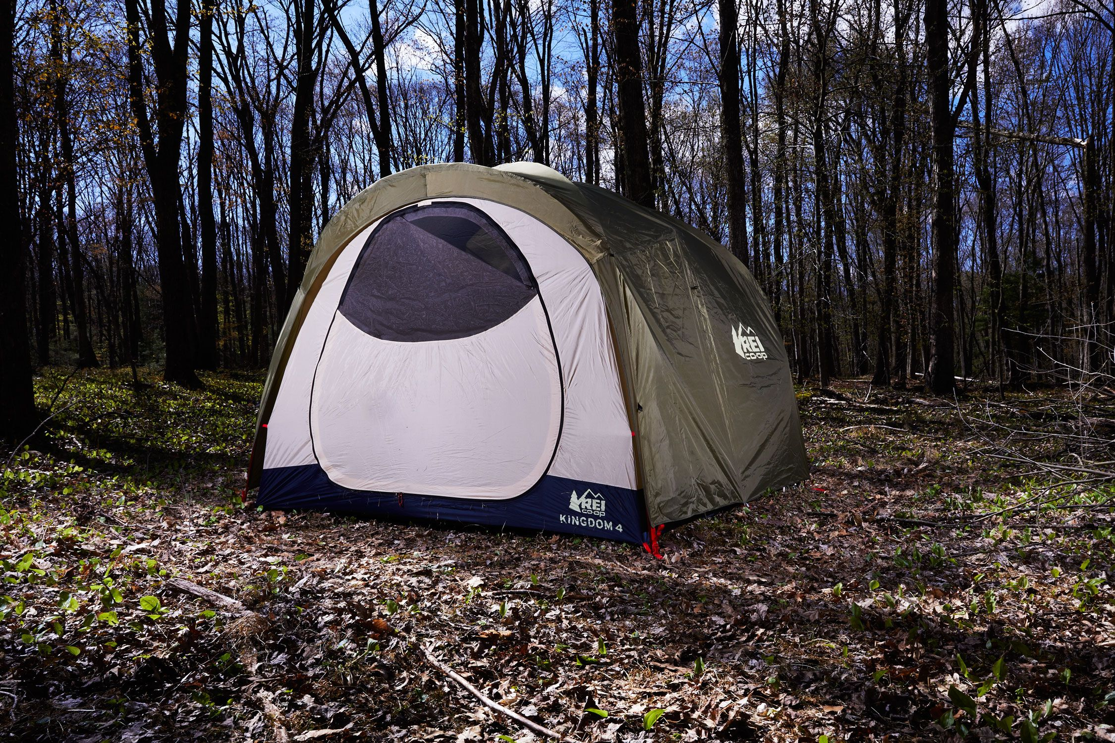 Leading Advantages of Camping Tent