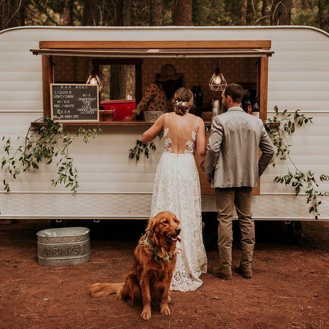 Camping Wedding Ideas: Best Campground Wedding Ideas