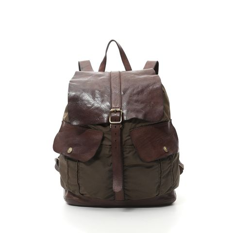 Bag, Backpack, Handbag, Brown, Product, Leather, Fashion accessory, Luggage and bags, Beige, Shoulder bag,