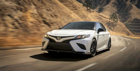 2020 Toyota Camry TRD Is a Screaming Deal, Starting at $32,035