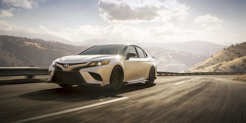 Why Toyota Is Sticking With Sedans