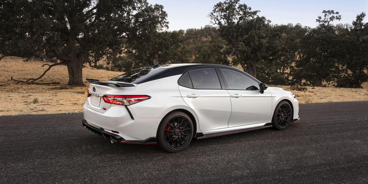 2020 Toyota Camry TRD Is the Sportiest Version of the Mid ...