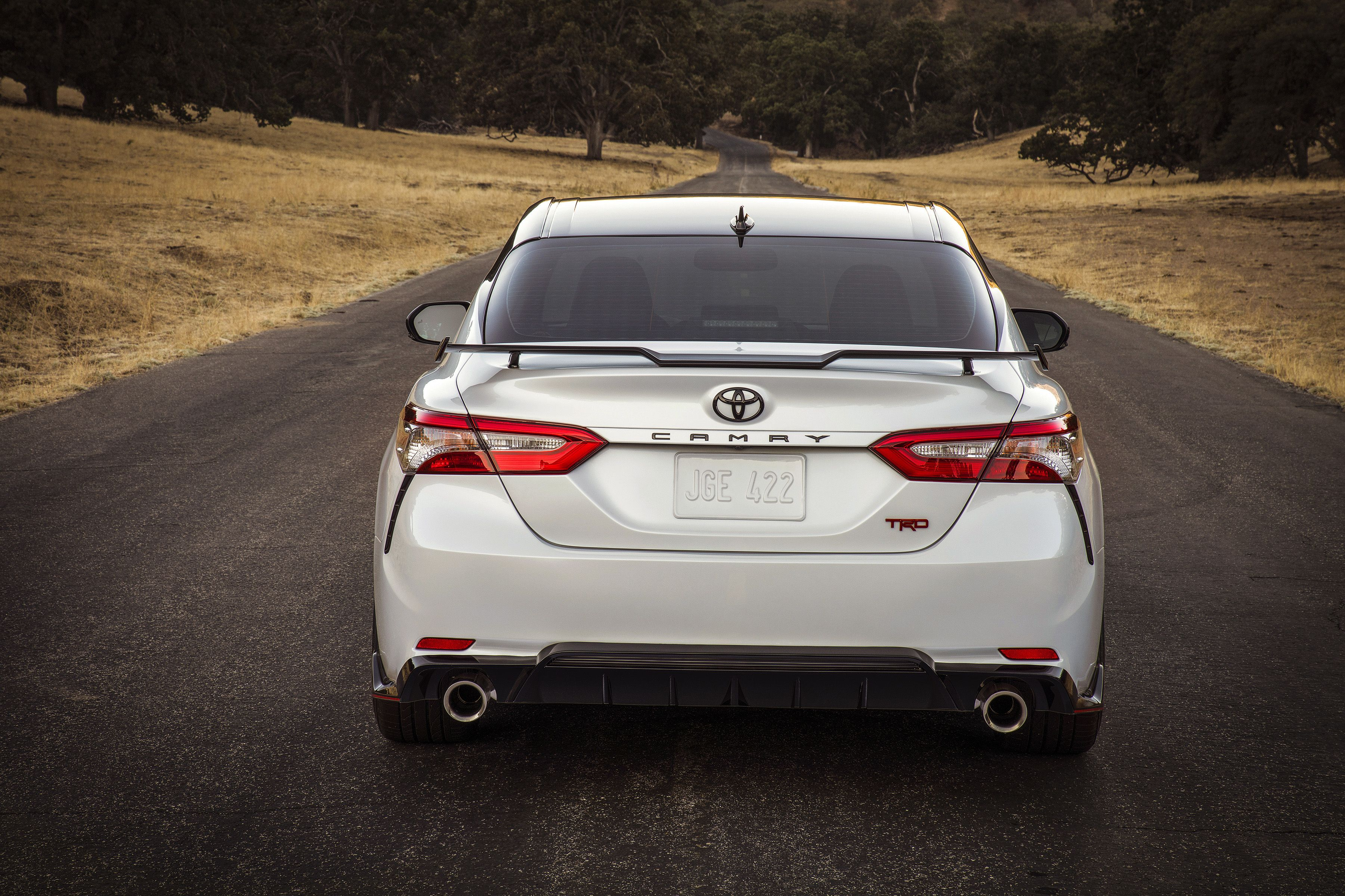 What To Expect From The 2020 Toyota Camry Trd Sports Sedan 10 Cool