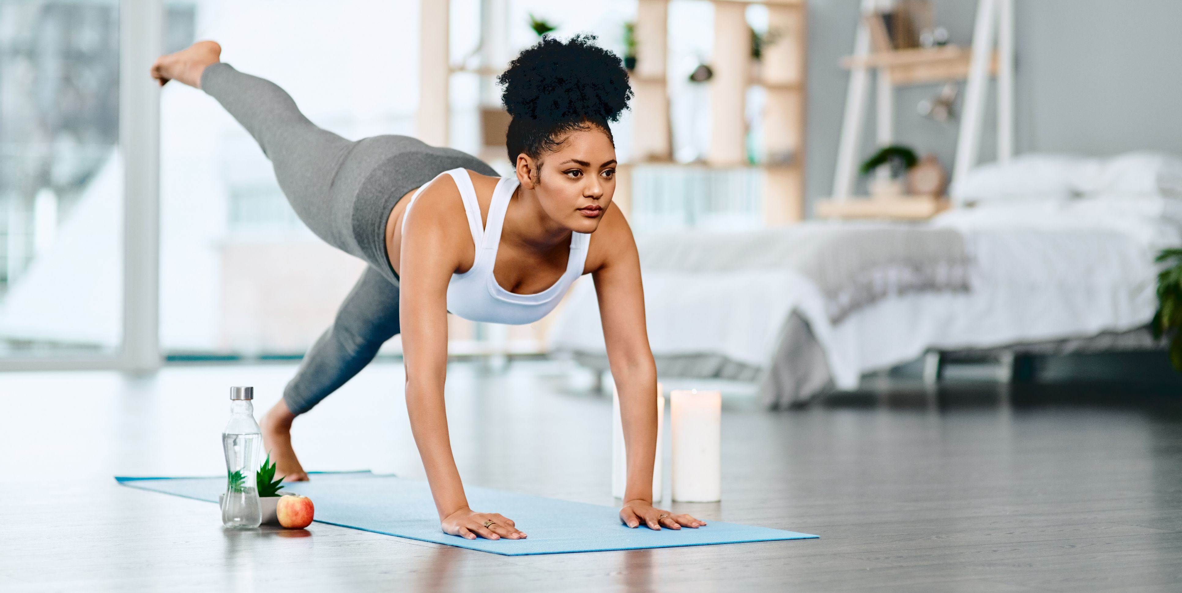 Best home workout apps, yoga workout app