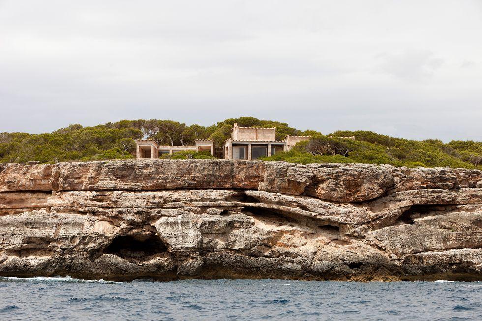 Can Lis: una casa icónica de Jørn Utzon en Mallorca, se alquila