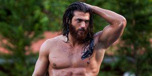 El actor turco Can Yaman visita España