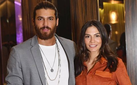 Can Yaman y Demet Özdemir Premios Murex d'Or Líbano