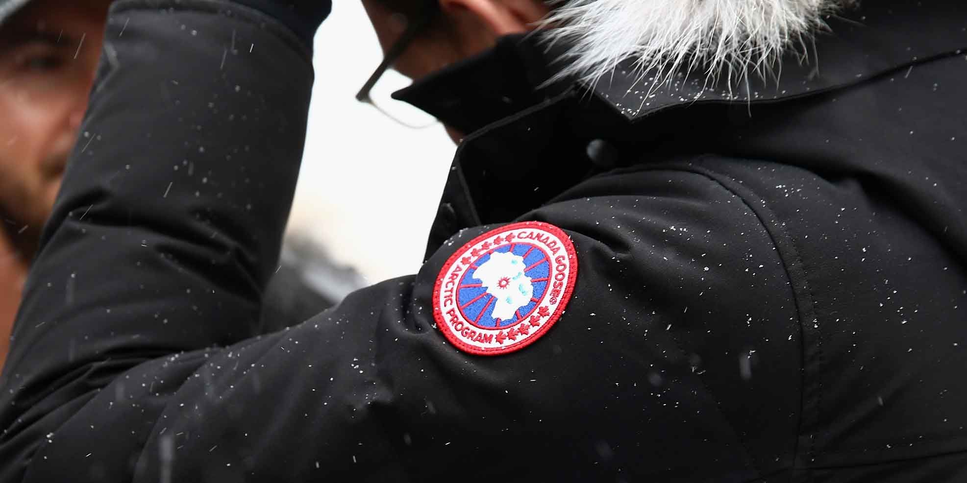 canada goose other brands