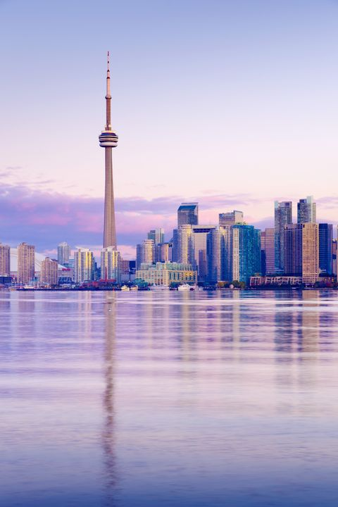 Best Places for Solo Travelers - Toronto
