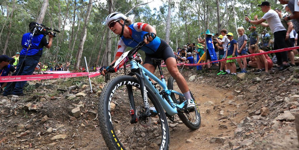 Canadian Cross-Country Mountain Bike Star Emily Batty Is Riding a Canyon for 2021