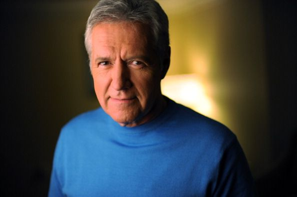 """Alex Trebek's Throwback Photo Reminds Fans He Was a """"Snack"""""""