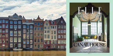 canal house, elle decoration, tweede editie