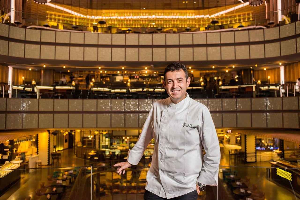 Uno de los mejores restaurantes baratos de los grandes chefs Michelin