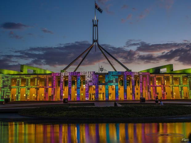 Eco incontri Australia