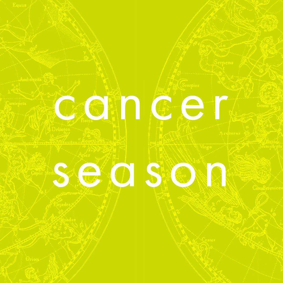 Cancer Season Keeps Drama TF Out of Your Life - Cancer Season 2019