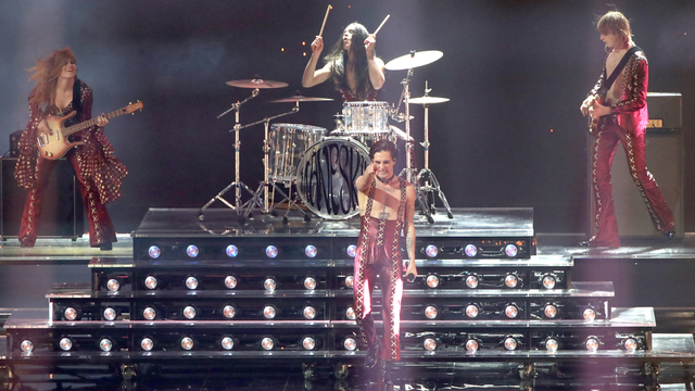 por qué la canción de italia es favorita para eurovisión… con razón