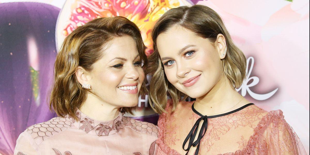 Candace Cameron Bure And Daughter Natasha Look Like