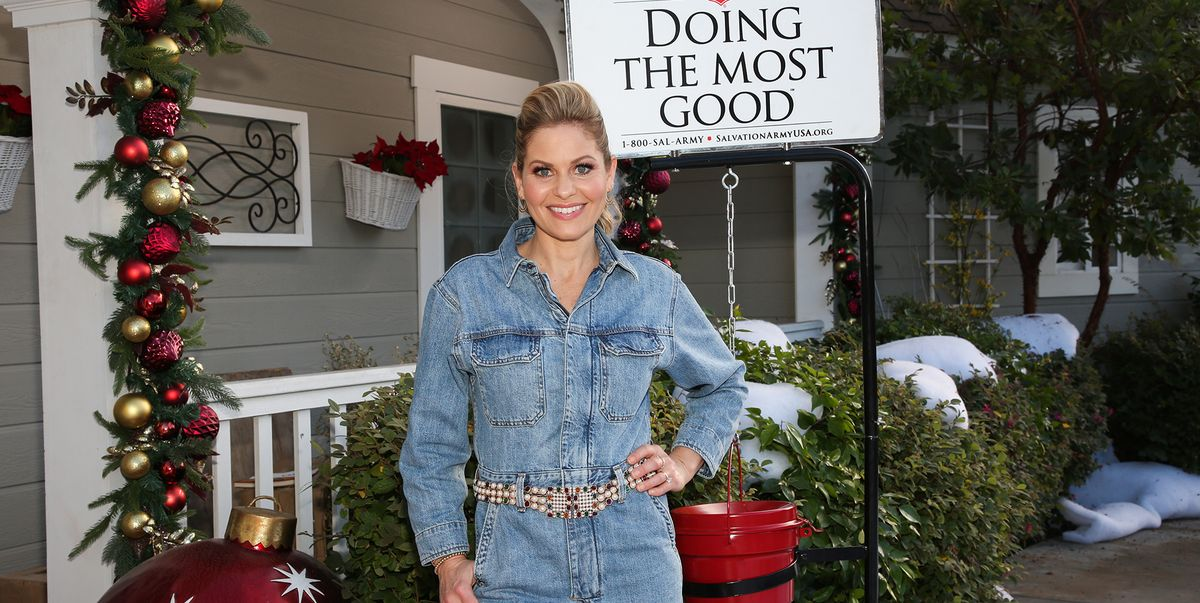 candace cameron bure home and family