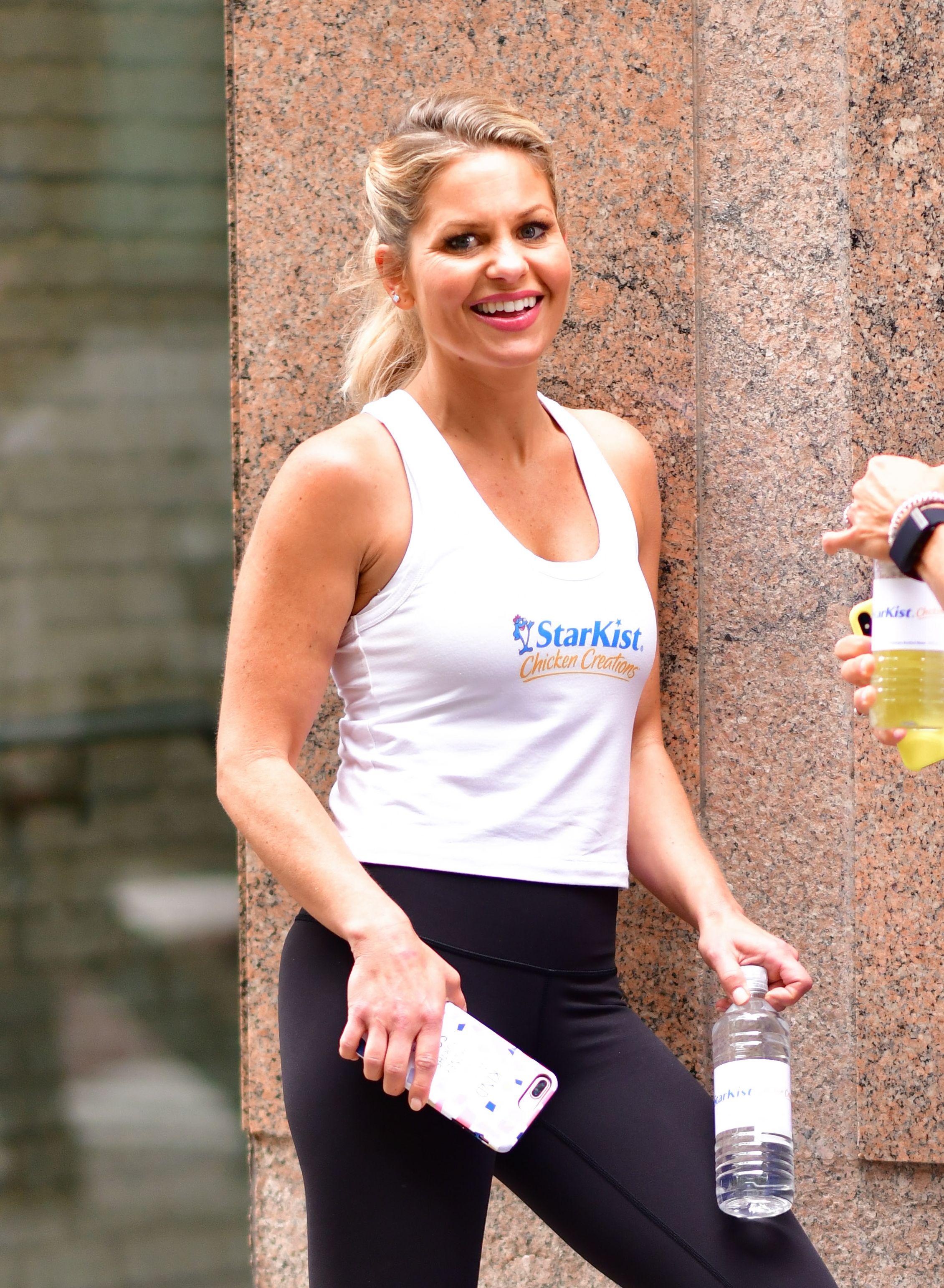 Candace Cameron Bure's Must-Haves For Working Out At Home