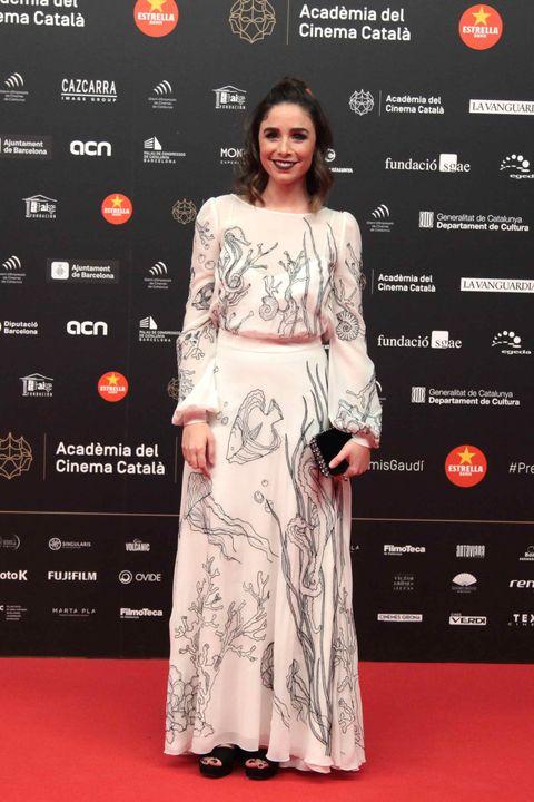 Candela Serrat en los Premios Gaudí