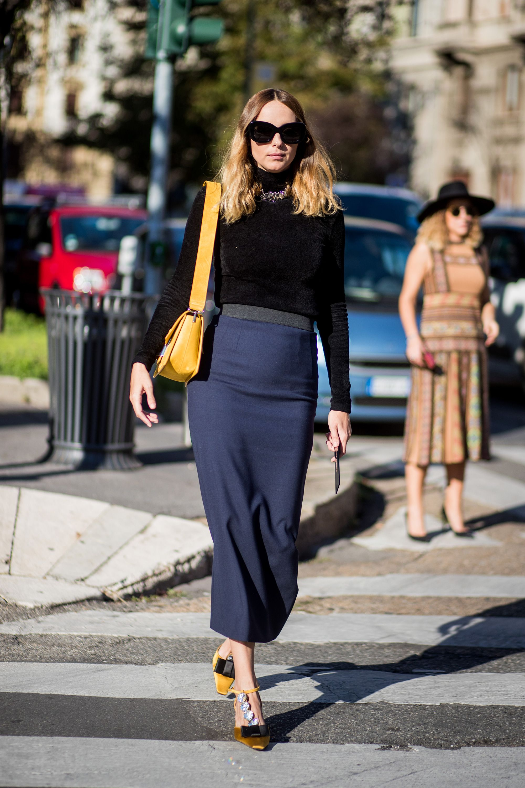 2019 year looks- How to maxi wear tube skirt