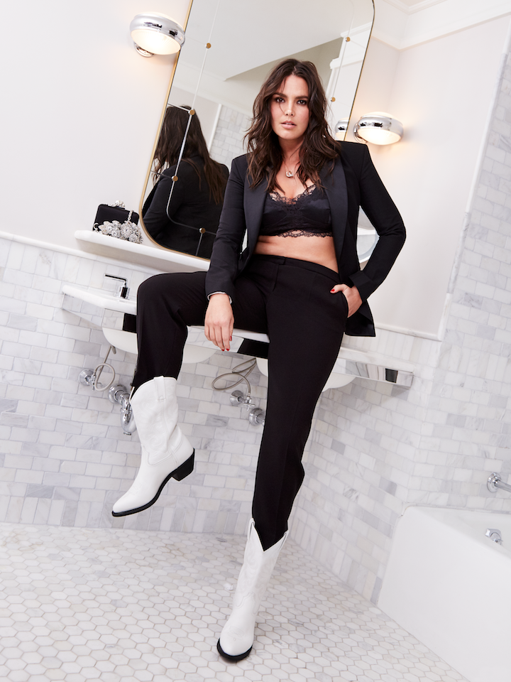 Plus-Size Model Candice Huffine Shows You How to Rock Your ...