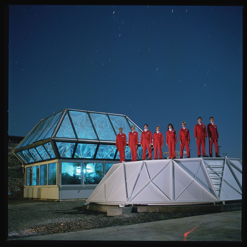 The Biosphere Experiment Sealed Eight People in An Isolated Environment for Two Years