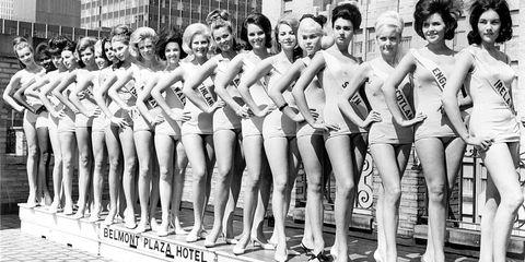Miss Universe Candidates 1964